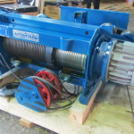 Таль электрическая г\п 6,3 т, с малой строительной высостой (устройство плавного пуска и торможения)