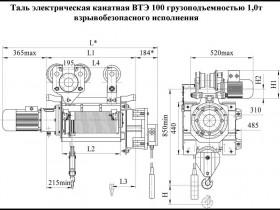 ВТЭ-100-2к1